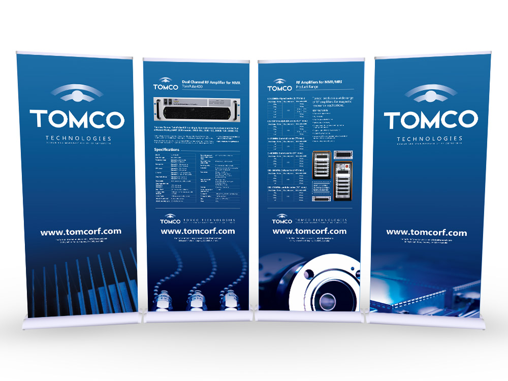 Tomco Pullup Banners