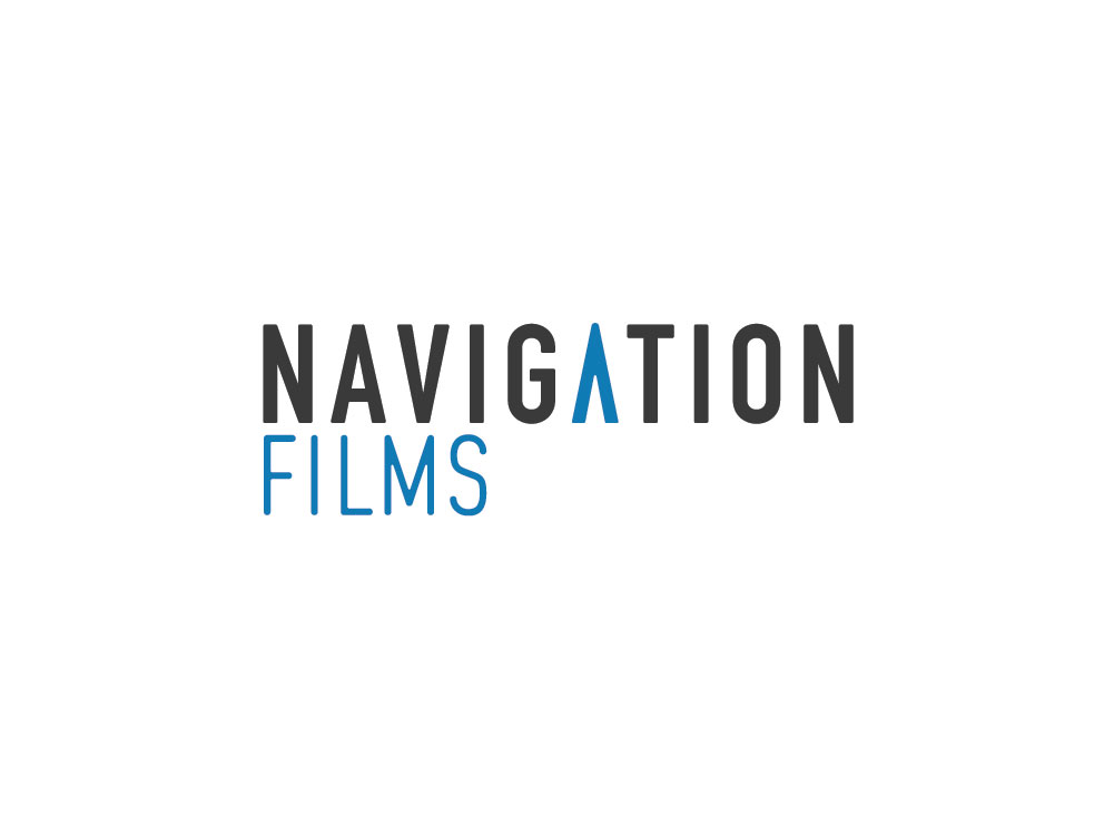 Navigation Logo Stacked Web Example