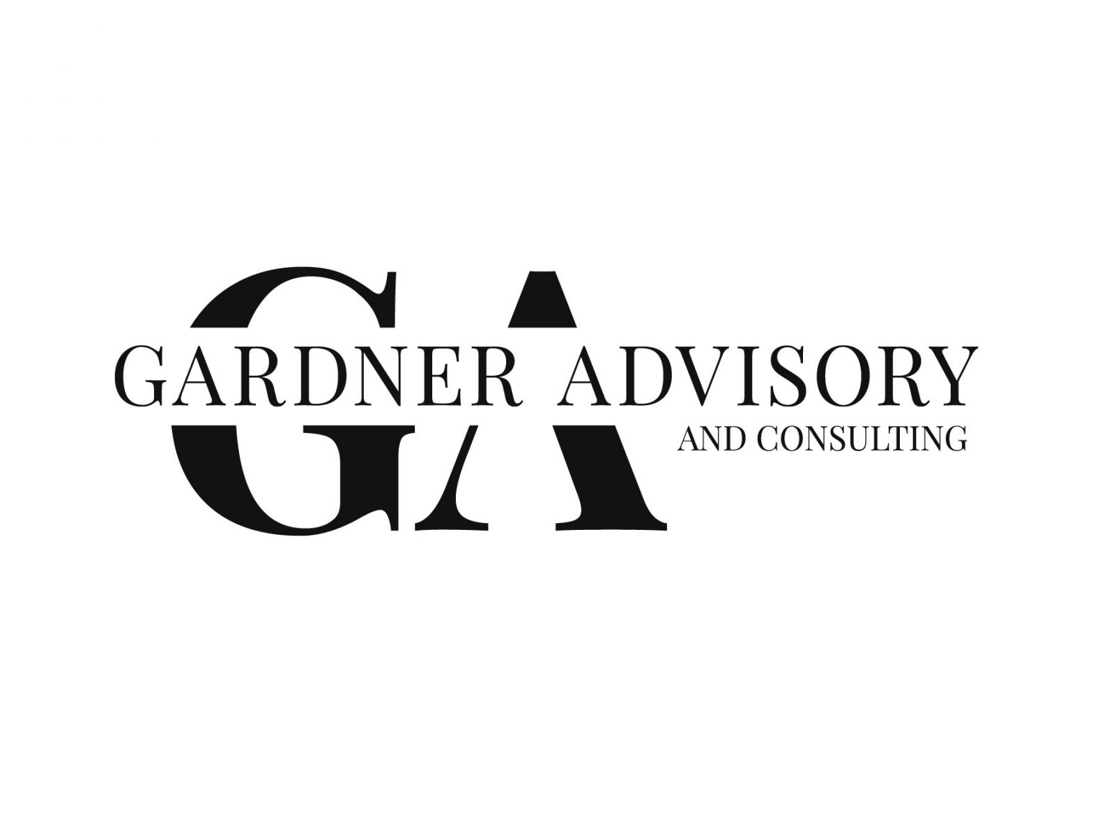 Text-based logo for Gardner Advisory and Consulting