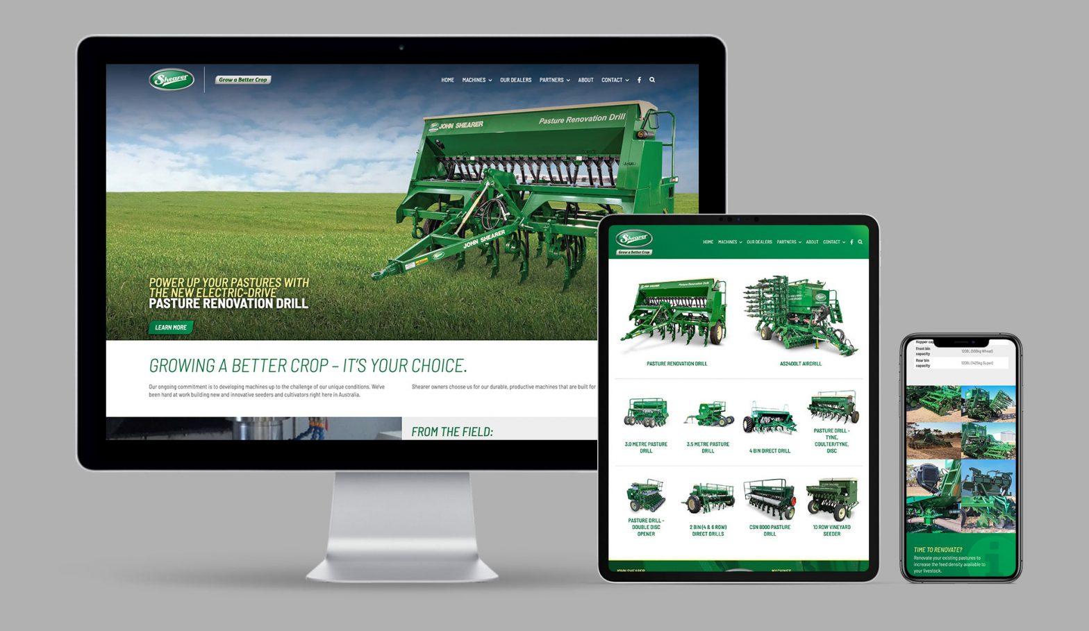 2020 John Shearer Website